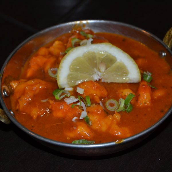 King Prawns Madras